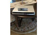 Panasonic DVD player & recorder