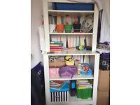 Desk/Shelving unit for sale £30 ONO