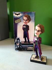 Joker Knocker Head Figure