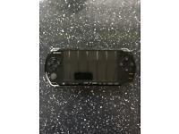 PSP 3000 Piano Black Fully Working