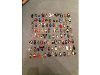 100 LEGO figures £1.50 each