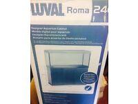 Roma 240 aquarium cabinet brand new boxed