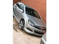 Vauxhall Astra Mk5 1.9 CDTI 2009 Silver Siver Drivers Door