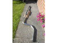 Honda Civic EJ9 Long Life Exhausts Stainless Steel Center Pipe 1.4 EK 3dr Hatch 96-98 99-00 RRP £230