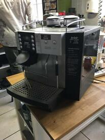 Franke flair coffee machine