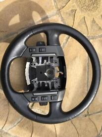 Landrover Discovery 3 steering wheel