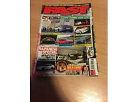Fast car magazine issue 304 june