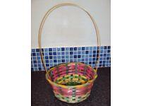 Beautiful Colours Decoration Basket