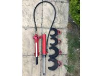 Sealey VS7011 Hydraulic Coil Spring Compress 1000 kg Good Condition