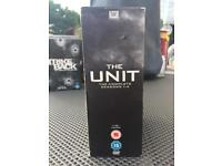 Complete series of The Unit on DVD