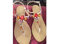 Brand new Carvela sandals size 8
