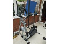 Cross trainer Olympus sport model OS-11212 complete with electric power supply Excellent condition.