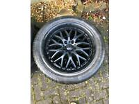 118' Wheels &Tyres to fit Mercedes Vito / Viano