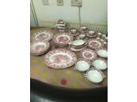 Enoch Wedgwood dinner set perfect condition