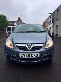 Vauxhall corsa 1.2 diesel ecoflex