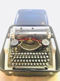 Classic Robotron Typewriter