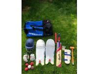 Cricket Starter Kit (15 years +)