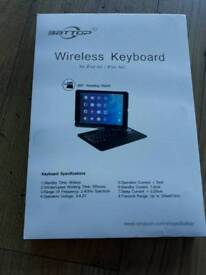 Apple iPad Air 9.7 cover and keyboard