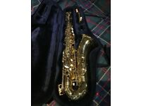 Trevor James Classic II Tenor Saxophone (excellent condition)