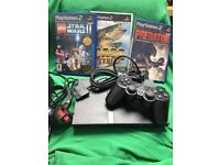 Slimline PS2 Bundle