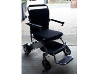 DO5 lightweight gold up electric wheelchair