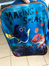 Finding nemo luggage bags