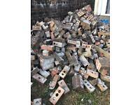 Free bricks / hardcore rubble