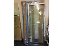 Shower Enclosure - includes door and side - ABI0023