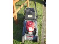 Used Honda HRX476QX Lawnmower