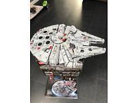 Lego millennium falcon (75192)