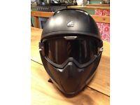 Shark Vancore morbike helmet. Size M.