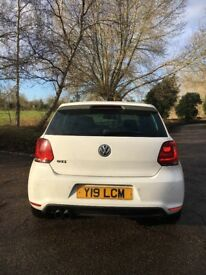 VW POLO GTI DSG - 180BHP - SATNAV - PARKING SENSORS - sad to be selling most prized asset