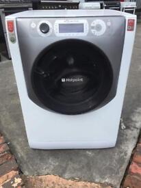 11kg Hotpoint Aqualtis washing machine with warranty!!!