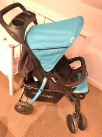 Push chair travel system