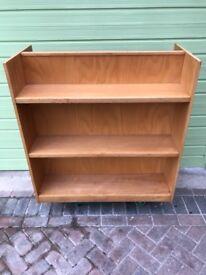 Book shelves display cabinet