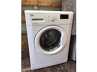 Beko 7kg washing machine. Very clean. 2 yrs old.