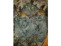 Woman's Ringspun coat size 12