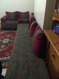 Moroccan and arabic sofa