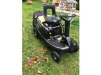 MCcullouch M105 Sit On Lawnmower