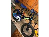 Kids first bike baby