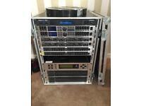 dj rack equipment