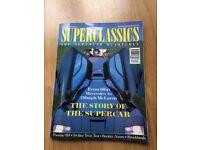Superclassics winter 1995 issue 4