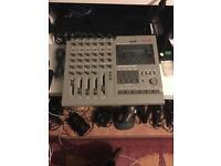 Tascam Portastudio 424 mixer