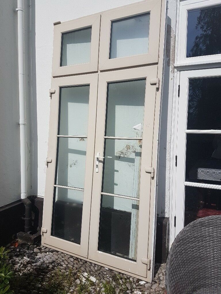Upvc Double Glazed Patio Doors For Sale In Bovey Tracey Devon