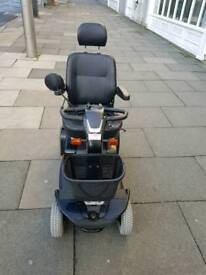 Mobility Scooter celebrity x sport 8mph