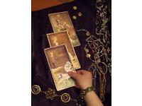 10 card tarot reading emailed or texted directly to you in total confidence £15