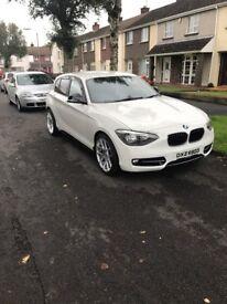 BMW 1 Series Sport 2012
