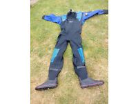 Northern Diver Dry Suit Excellent Condition