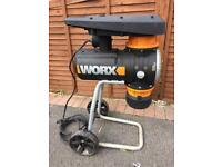 Worx Garden Shredder