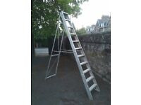 Aluminium Ladders Total Height 8ft 4inch or 2.55 mtrs